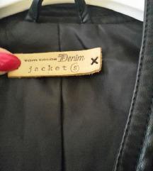 usnjena jakna Tom Tailor, original