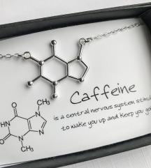 Verižica molekula KOFEIN