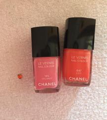 Chanel 2x original lak za nohte