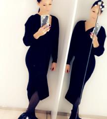 Dolga zimska obleka S/M