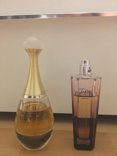 Parfuma Dior in Lancome