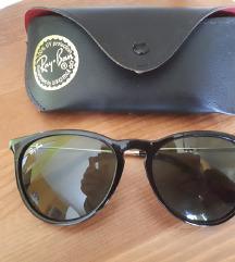 Sončna očala Ray ban črna