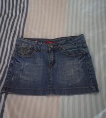 Jeans krilo M