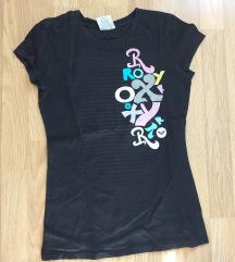 Roxy črna majica