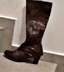 Rjavi ob nogi (elastični) 39