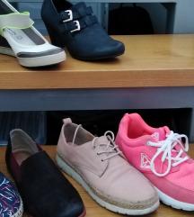 Akcija na vse čevlje