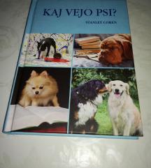 Nova knjiga Kaj vejo psi? Stanley Coren