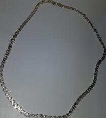 Srebrna verižica (srebro 925)nova