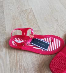 Tommy Hilfiger sandali PVC NOVO