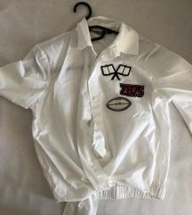 bela srajčka