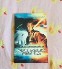 Knjiga Alex Rider: Operacija strela