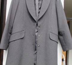 Sivi suknjič/plašč