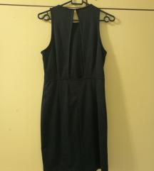 Obleka z odprtim hrbtom H&M