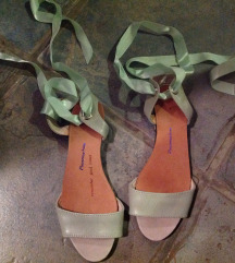 Mint sandali