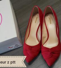 Rdeči čevlji