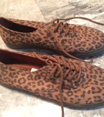 Vans superge leopard 36