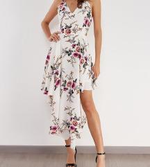 Ženska dolga obleka S
