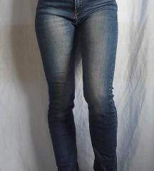 Jeans hlače, kavbojke Stradivarius, XS