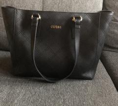 Guess original črna torba