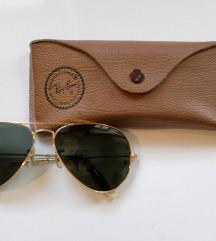 Retro Ray-Ban aviator sončna očala original