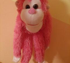 Plišek opica ficko