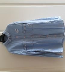 Jeans srajca/tunika m/l