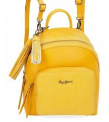 KUPIM nahrbtnik v rumeni barvi