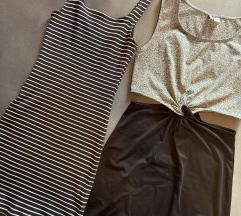 2x obleka H&M