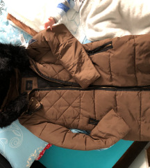 Topla zimska bunda ZARA