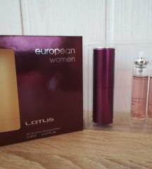 Potovalni set parfum