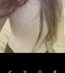 Roza puloverček