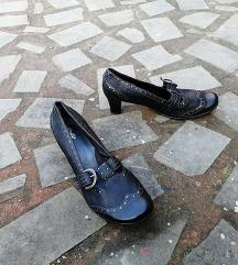 Novi PEKO št. 39 1/2 pravo usnje čevlji