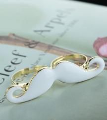 Mustasch prstan