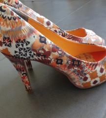 Čevlji, 41 (obuti 1x)