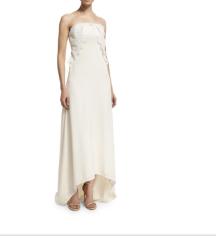Dodatne fotografije poročne obleke