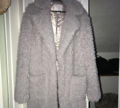 Siv teddy coat