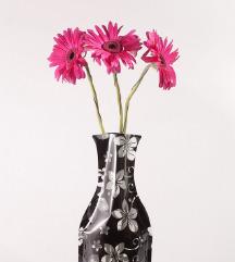 Nova vaza samostoječa s pomočjo vode