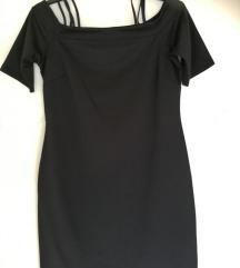 crna bombazna obleka