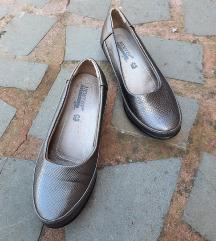 PAMI Newtop št. 37 pravo usnje čevlji