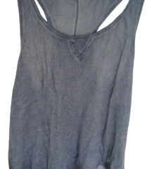 Siva basic majica