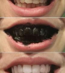 NOVO 100% organsko oglje za beljenje zob