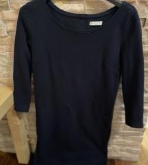 Temno modra mini oblekica