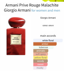 Armani Privé Rouge Malachite