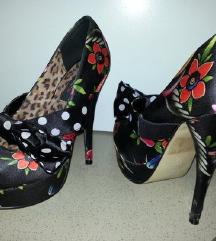 Ženski čevlji IRON FIST salonarji 37