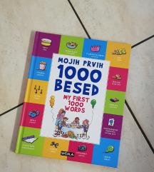 Knjiga Mojih prvih 1000 besed