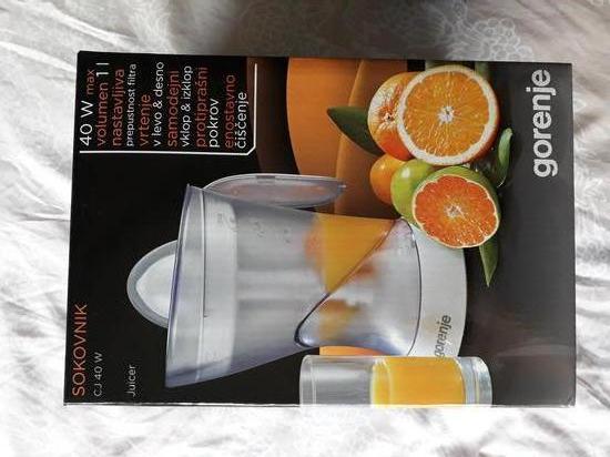 ožemalnik citrusov - NOV