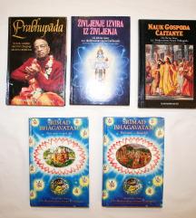 Zbirka knjig- The Bhaktivedant book trust