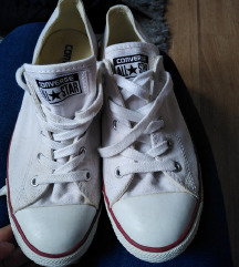 NOVE ORIGINAL bele all star