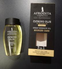 Afrodita čičkovo olje