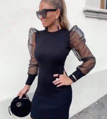 Črna oblekca